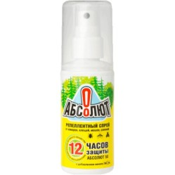Абсолют 50 Спрей от комаров (фл 50мл.) Гарант