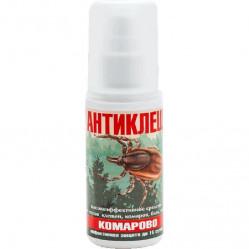 Комарово Антиклещ (БАУ) спрей (фл.50мл.) Гарант