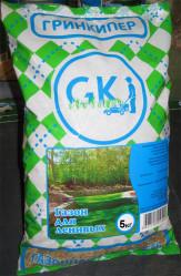 Газон  Для ленивых (с белым клевером) 5кг/упак. Гринкипер