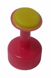 Рассеиватель LIST'OK для бутылки розовый LIE09021