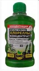 Суспензия хлореллы Концентрат фл.0,25л. БИО-комплекс