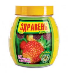 Здравень Клубника Турбо (банка 300гр.)