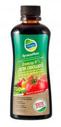 ОрганикМикс Эликсир №1  для Овощей фл.0,25л.