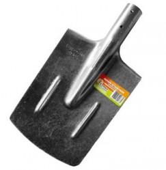 Лопата Урожайная сотка штыковая ЛКП прямоугольная с ребр. жест с краш дер/чер. S-505-4