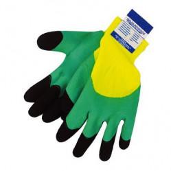Перчатки Praktische Home, нейлон с двойным латексным покрытием G-114