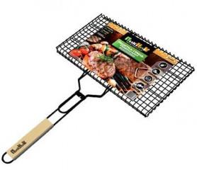 Решетка-гриль Твой пикник 61х40х30х2см антипригарная (12200102)