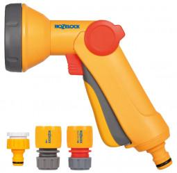 Набор HoZelock  Roze-Gun Starter Set + коннекторы  арт.2353