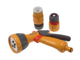 Набор HoZelock  Multi Spray Starter Set + коннекторы 12,5мм  арт.2347
