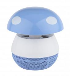 Противомоскитная лампа ЭРА ультрафиолет.(голубой) ERAMF-04