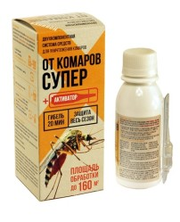 От Комаров Супер  (фл 80мл.+амп.1мл.) Гарант