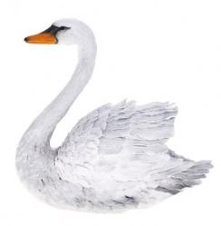 Фигура Лебедь большой L41 W22 H38 см 123249/F086