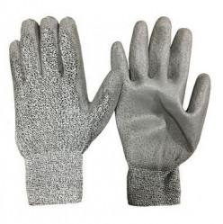 Перчатки Praktische Home, трикотажные полиуретан облив G-119