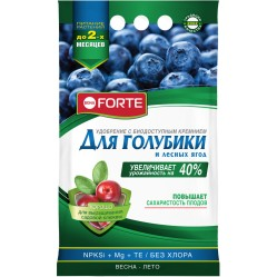 Bona Forte  для Голубики и лесных ягод с цеолитом (пак.2,5кг.)