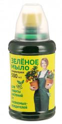 Зеленое мыло ВХ с мерным стаканчиком  фл.500мл.