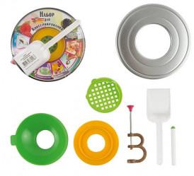 Набор для консервирования (7 предметов)