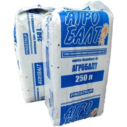 Торфяной субстрат Агробалт-С  250л. (0-20, pH 5,5-6,2, синий)