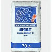 Торфяной субстрат Агробалт-С  70л. (синий)