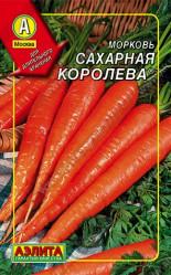 Морковь Сахарная королева 4гр сеялка (Аэлита)