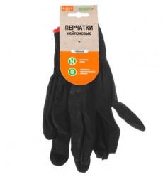 Перчатки Praktische Home, нейлоновые черные G-113-1