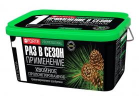 Bona Forte  Хвойные пролонгиров. с биодоступным кремнием (ведро 3л.)