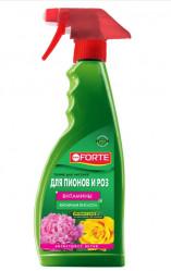 Bona Forte  Спрей тоник для Роз, пионов и цветущих растений фл.500мл.