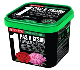 Bona Forte  Пионы и Розы пролонгиров. с биодоступным кремнием (ведро 1л.)