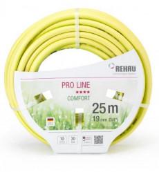 Шланг REHAU  Pro Line 3/4' (19мм)  25м. желтый арт.10976961600