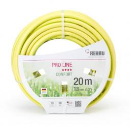Шланг REHAU  Pro Line 1/2' (13мм)  20м. желтый арт.10976461600