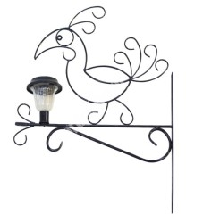 Кронштейн с фонарем 52-054