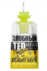Злобный ТЭД  Пакет-ловушка от мух